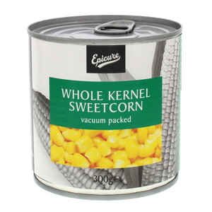 Epicure Whole Kernel Sweet Corn Oil 300g