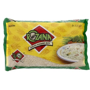 Rozana Indian Basmati Rice 2kg