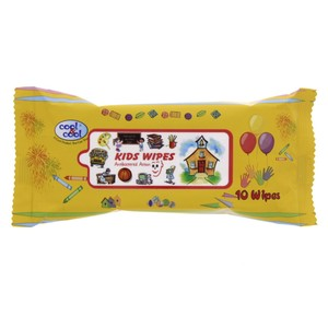 Cool & Cool Kids Wipes 10pcs