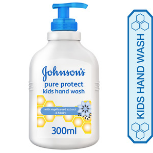 Johnson's Kids Hand Wash Pure Protect 300ml