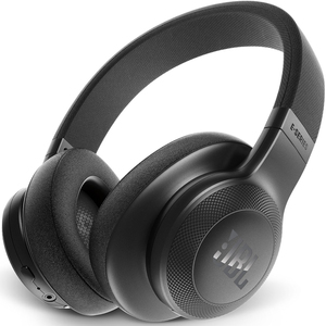 JBL Wireless Over-Ear Headphones E55 Black