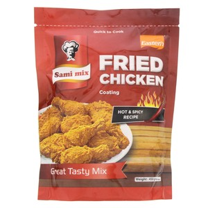 Eastern Fried Chicken Coating Hot & Spicy Mix 450g
