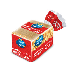 Lusine Sliced White Bread 275g