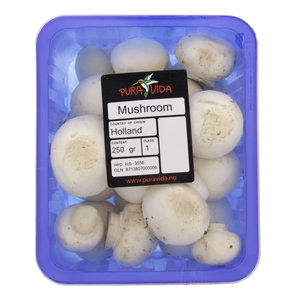 Holland Mushroom 250g Approx weight