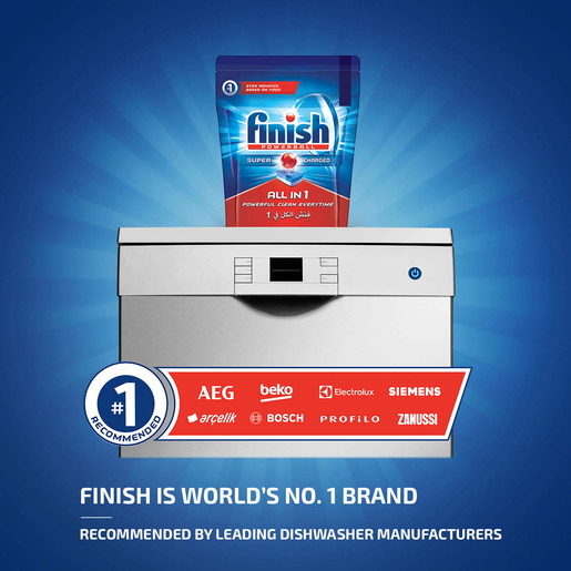 Finish All In One Finish Power Ball 42Tabs 685g