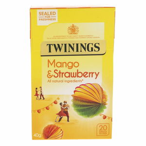 Twining's Mango And Strawberry 20pcs