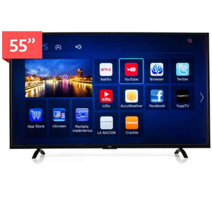 TCL Ultra HD 4K Smart LED TV 55P1US 55inch