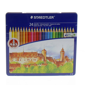 Staedtler Colour Pencil145CM24 24's