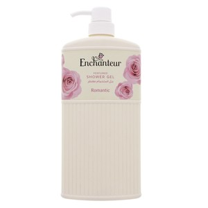 Enchanter Perfumes Shower Gel Romantic 550ml