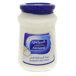 Almarai Spreadable Cream Cheese 500g