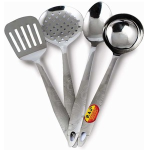 Raj Stainless Steel Cutlery Set 4 pcs