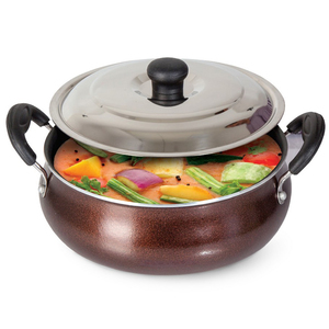 Chefline Curry Pot with Lid 24cm
