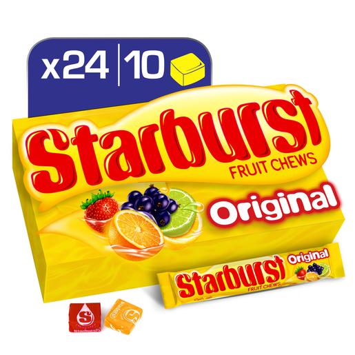 Buy Starburst Original Fruit Chews 45g - Candy - Lulu