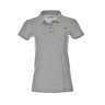 Eten Ladies Basic Polo T-Shirt Melange Medium