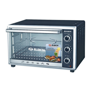 Elekta Electric Oven with Rotisserie with Convection EBRO-424CG(K) 42Ltr