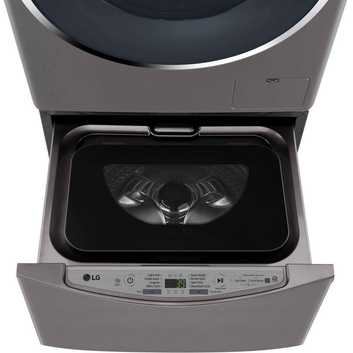 Buy LG TWINWash F4J8JHP2SD/F8K5XNK4 12/7Kg - Washer & Dryers - Lulu