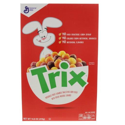 Buy General Mills Trix Corn Puffs 419g