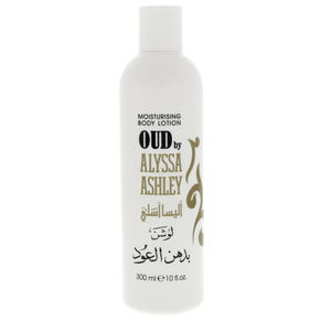 Alyssa Ashley Oud Hand & Body Lotion 300ml