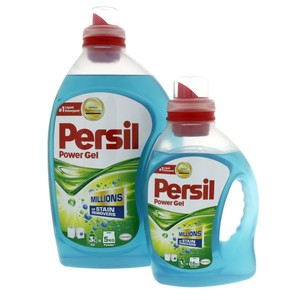 Persil Power Gel Stain Remover  Front Load 3 Litre + 1Litre
