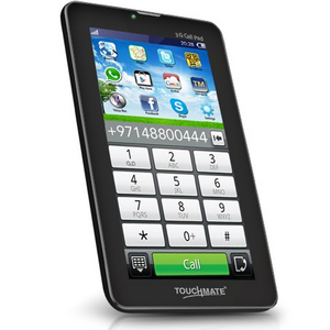 Touchmate Tablet MID794CW 7inch 8 GB,3G Wifi Black