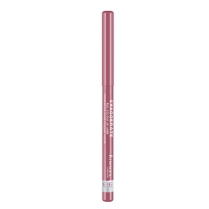 Rimmel London Exaggerate Automatic Lip Liner - Eastend Snob A Nude Pink Shade 1pc
