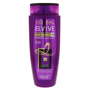 L'Oreal Elvive Keratin Straight Shampoo 700ml
