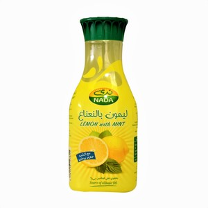 Nada Lemon with Mint with Pulp  Juice 1.5Litre