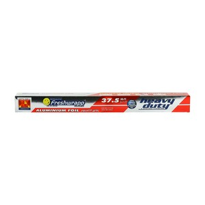 Freshwrapp Aluminum Foil Heavy Duty 37.5sq.Ft 1pc