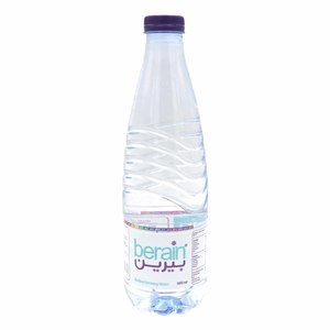 Berain Bottled Drinking Water 24 x 600ml