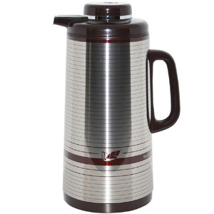 Peacock Stainless Steel Flask SSSM 1.6Ltr Assorted