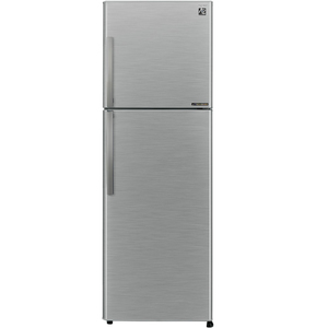 Sharp Double Door Refrigerator SJK325ESS3 278Ltr