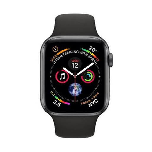 Buy Apple Watch Series 4 MTVU2AE GPS + Cellular, 44mm