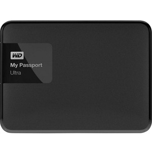 Western Digital My Passport Ultra BGPU0010 1TB