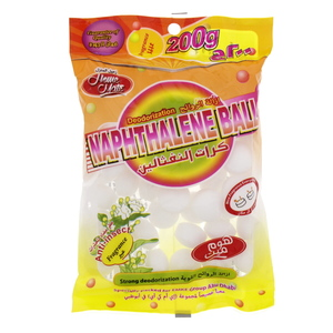 Home Mate Naphthalene Ball 200g