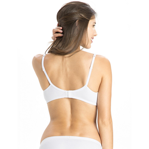 Jockey Women's Seamless Shaper Bra 1722 White 38B