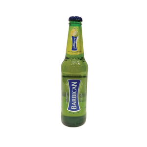 Barbican Lemon Lime Flavour Non Alcoholic Beer 330ml