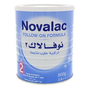 Novalac Follow On Formula 2 800g