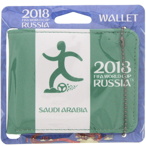 Fifa Men's Wallet Saudi Arabia 83-691