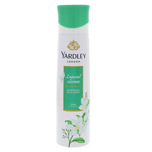 Yardley Imperial Jasmine Refreshing Body Spray 150ml