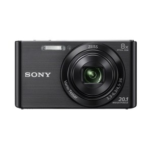 Sony Cyber-shot Digital Camera DSC-W830 20.1MP Black
