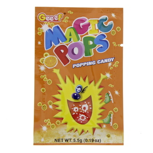 Geeef Magic Pops Popping Candy 5.5g