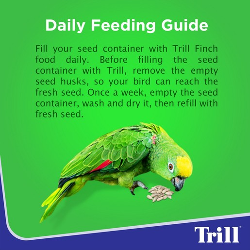 Trill Finch Seed 500g