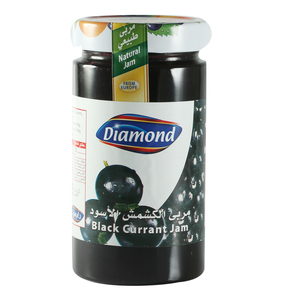 Diamond Blackcurrant Jam 454g