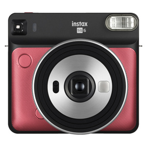 Fujifilm Instax Camera SQUARE SQ6 Red