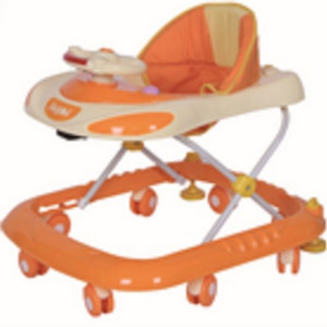 First Step Baby Walker W618S Orange