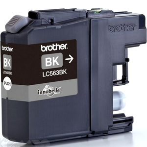 Brthr Cartridge LC563BK Black