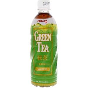 Pokka Jasmine Green Tea 500ml