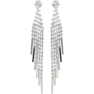 Cortigiani Stone Earring 1Piece - Assorted Design