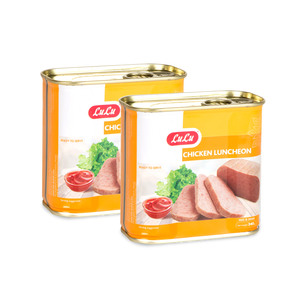 Lulu Chicken Luncheon Meat 2 x 340g