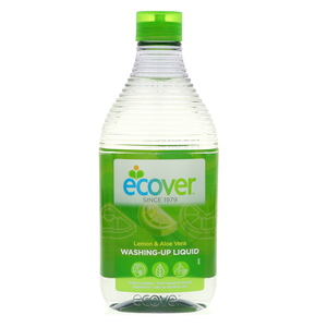 Ecover Washing Up Liquid Lemon & Aloe Vera 450ml